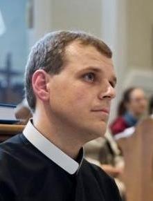 Mgr. David Horáček, CSsR