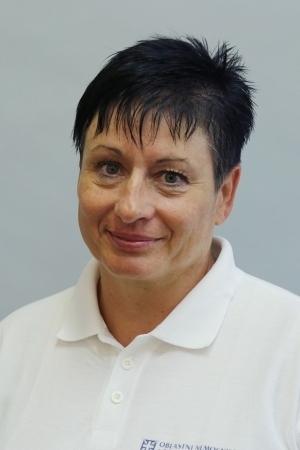 Lenka Vacková, DiS